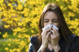 O que é Alergia