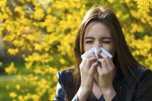 imunoterapia para alergia