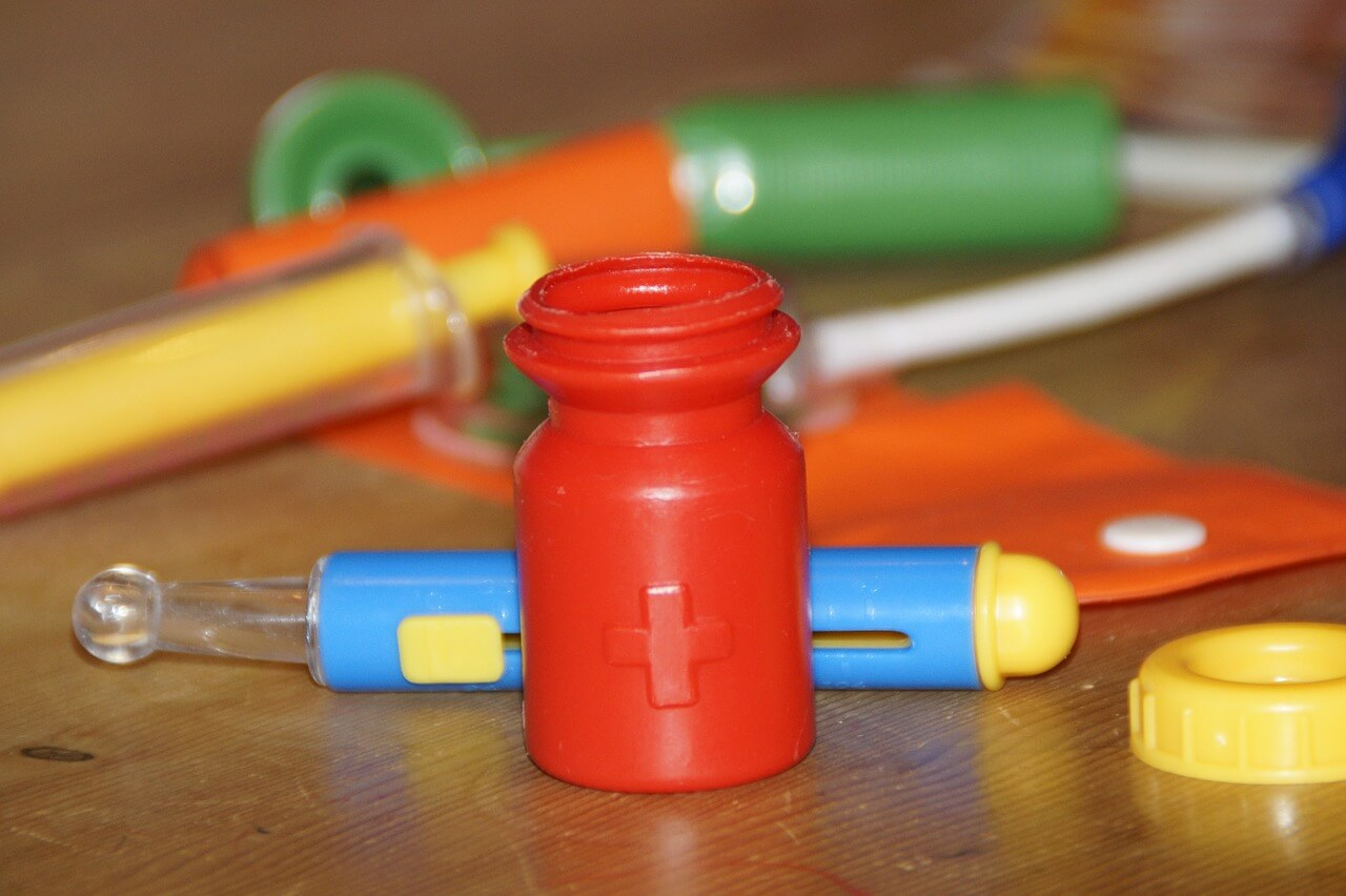Alergia De Medicamentos Em Crianças
