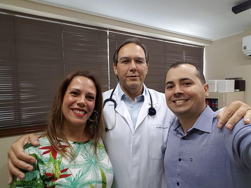Diego Di Piazza Pimentel e Patrícia Figueiredo – Laboratório EMS