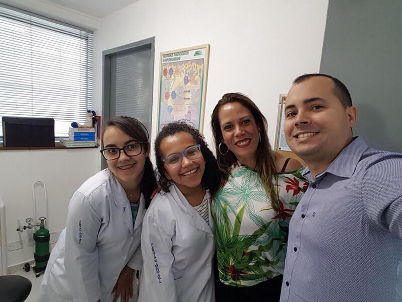 Equipe Dr. Javier Ricardo Carbajal Lizárraga