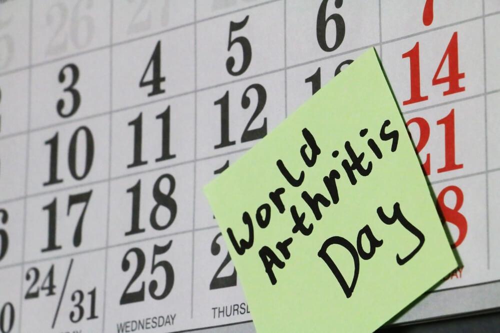 12 De Outubro, Dia Mundial De Conscientização Da Artrite Reumatóide